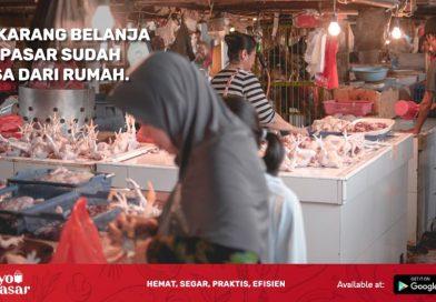 Payo Kepasar Resmikan Kemitraan Jangka Panjang Dengan Pasar Angso Duo Baru