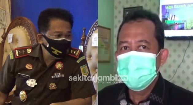 Hipertensi, Kajati Jambi dan Wabup Muaro Jambi BBS Batal Divaksin Covid-19