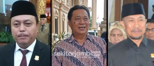 Tiga Mantan Pimpinan DPRD Positif Covid-19, Sidang Suap Ketok Palu RAPBD Provinsi Jambi Ditunda